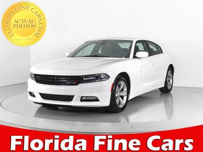 Used DODGE CHARGER 2018 WEST PALM SXT
