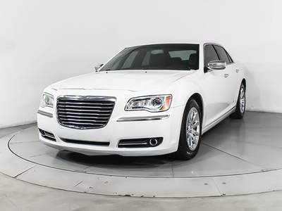 Used CHRYSLER 300C 2013 MARGATE