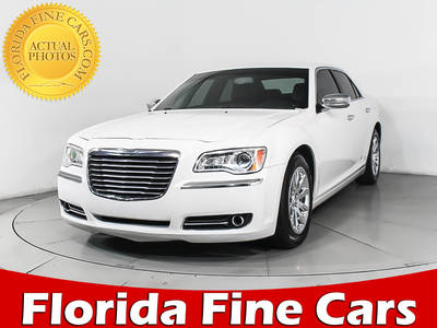 Used CHRYSLER 300C 2013 MIAMI