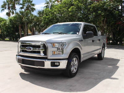 Used FORD F-150 2016 WEST PALM Xlt Supercrew