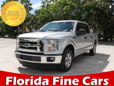 Used FORD F-150 2016 MARGATE Xlt
