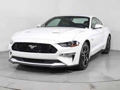 Used FORD MUSTANG 2018 MIAMI Gt Premium