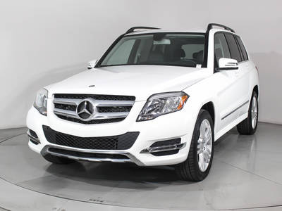 Used MERCEDES-BENZ GLK-CLASS 2015 HOLLYWOOD GLK350