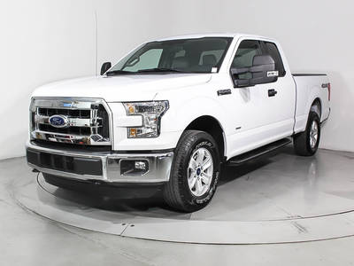 Used FORD F-150 2016 WEST PALM Xlt Super Cab 4x4