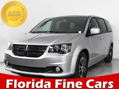 Used DODGE GRAND-CARAVAN 2018 MARGATE SE