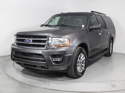 Used FORD EXPEDITION-EL 2017 HOLLYWOOD XLT