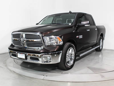 Used RAM 1500 2016 MIAMI Slt Lone Star