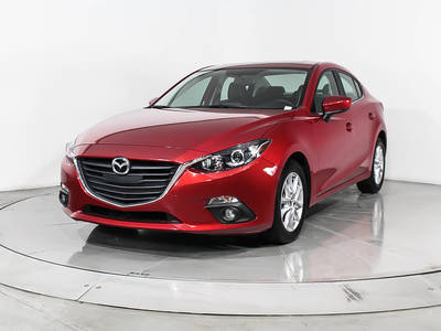 Used MAZDA MAZDA3 2016 WEST PALM Grand Touring