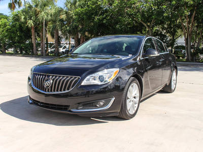 Used BUICK REGAL 2015 HOLLYWOOD PREMIUM 1