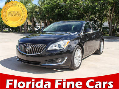 Used BUICK REGAL 2015 MARGATE PREMIUM 1