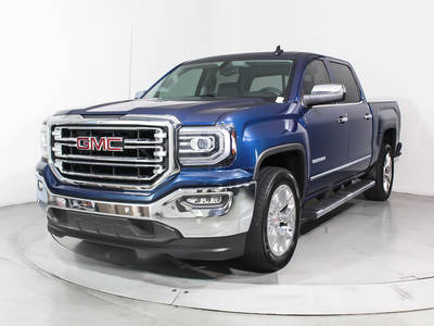 Used GMC SIERRA 2016 HOLLYWOOD Slt Crew Cab