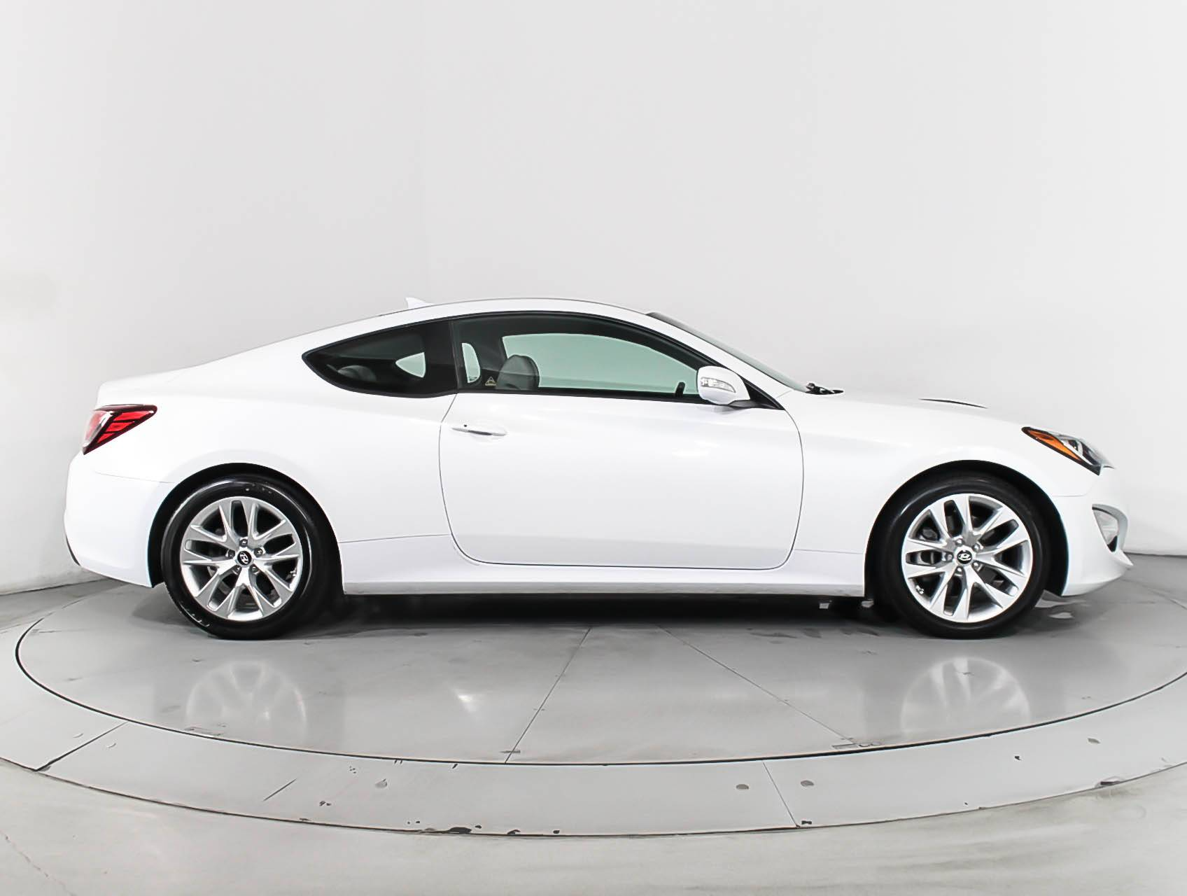 used 2015 hyundai genesis coupe coupe coupe for sale in miami fl 97268 florida fine cars. Black Bedroom Furniture Sets. Home Design Ideas