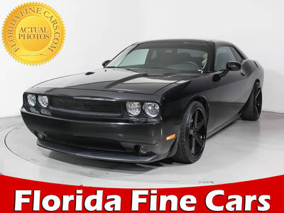 Used DODGE CHALLENGER 2013 MIAMI R/t