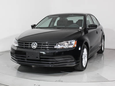 Used VOLKSWAGEN JETTA 2018 HOLLYWOOD 1.4T S