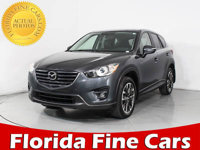 Used MAZDA CX-5 2016 MIAMI GRAND TOURING