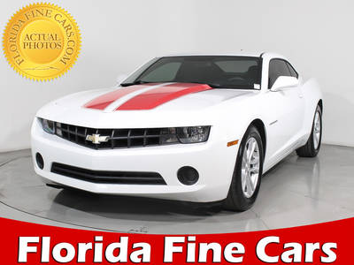 Used CHEVROLET CAMARO 2013 MIAMI 2ls