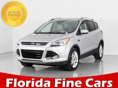 Used FORD ESCAPE 2016 WEST PALM TITANIUM