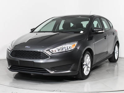 Used FORD FOCUS 2017 HOLLYWOOD SE
