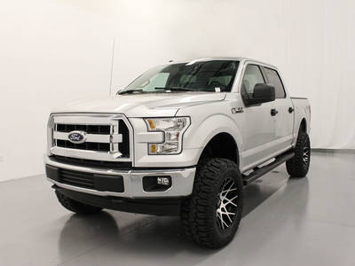 Used FORD F-150 2017 MARGATE Xlt Supercrew 4x4