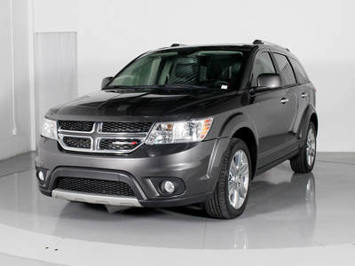 Used DODGE JOURNEY 2015 MARGATE Limited