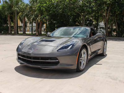 Used CHEVROLET CORVETTE 2016 WEST PALM STINGRAY 2LT