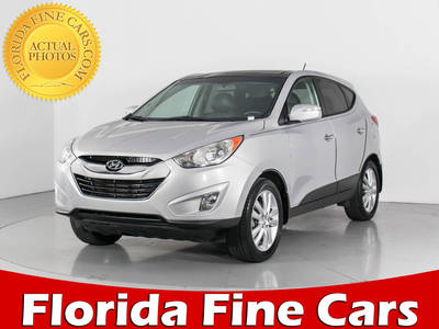 Used HYUNDAI TUCSON 2013 WEST PALM Limited Awd