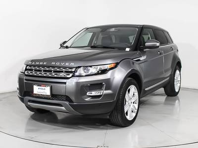 Used LAND-ROVER RANGE-ROVER-EVOQUE 2015 MARGATE PURE PLUS