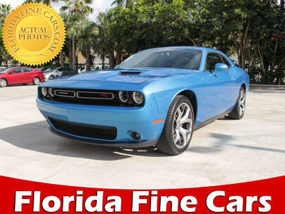Used DODGE CHALLENGER 2015 MARGATE R/t Plus