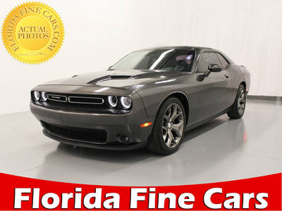Used DODGE CHALLENGER 2015 MARGATE SXT PLUS