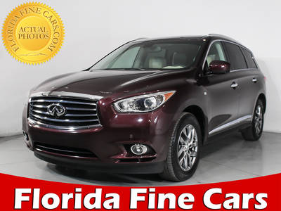 Used INFINITI QX60 2015 MIAMI Tech