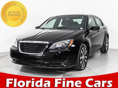 Used CHRYSLER 200 2014 MIAMI LIMITED