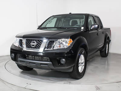 Used NISSAN FRONTIER 2018 MARGATE Sv Crewcab
