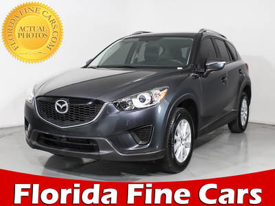 Used MAZDA CX-5 2015 MIAMI SPORT
