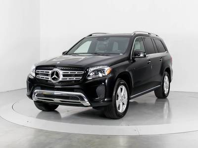 Used MERCEDES-BENZ GLS-CLASS 2017 WEST PALM GLS450 4MATIC