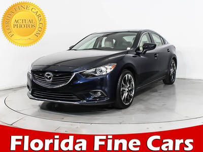 Used MAZDA MAZDA6 2015 MIAMI Grand Touring Tech