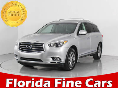 Used INFINITI QX60 2015 WEST PALM Tech