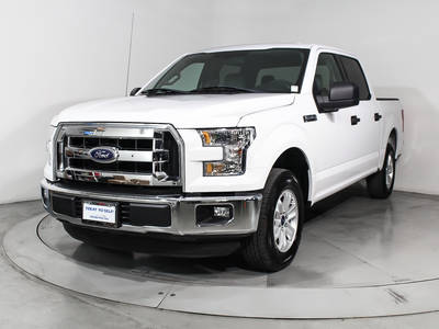 Used FORD F-150 2016 MIAMI Xlt Supercrew