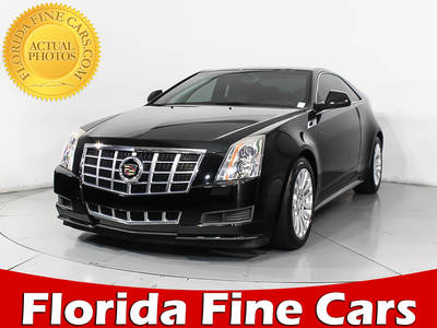 Used CADILLAC CTS 2013 MIAMI Luxury