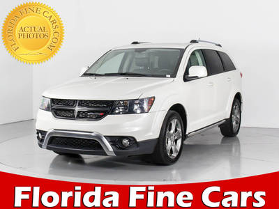 Used DODGE JOURNEY 2016 WEST PALM CROSSROAD