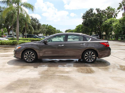 Used NISSAN ALTIMA 2017 WEST PALM Sv