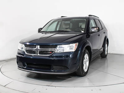 Used DODGE JOURNEY 2013 MIAMI SE