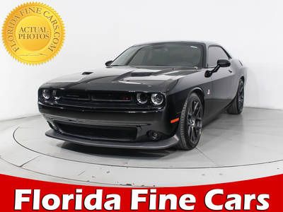 Used DODGE CHALLENGER 2016 MIAMI SCAT PACK