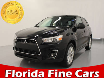 Used MITSUBISHI OUTLANDER-SPORT 2015 WEST PALM ES