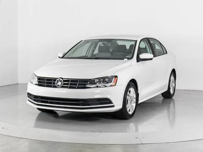 Used VOLKSWAGEN JETTA 2018 WEST PALM 1.4T S