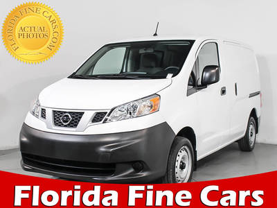 Used NISSAN NV200 2017 HOLLYWOOD S