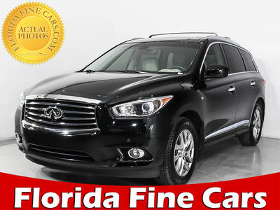 Used INFINITI QX60 2015 HOLLYWOOD