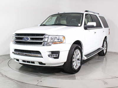 Used FORD EXPEDITION 2017 HOLLYWOOD LIMITED