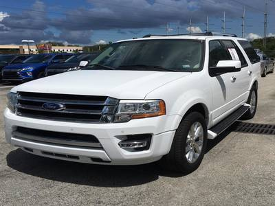 Used FORD EXPEDITION 2017 MIAMI LIMITED