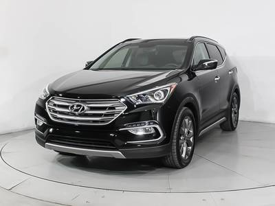 Used HYUNDAI SANTA-FE-SPORT 2017 MIAMI ULTIMATE