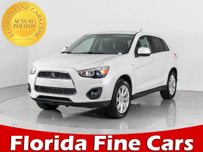 Used MITSUBISHI OUTLANDER-SPORT 2014 WEST PALM ES